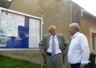 V rozhovoru se starostou Františkem Uhlířem, Dunajovice