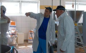Návštěva Jana Zahradníka na Prachaticku