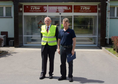 Firma TRW a.s.