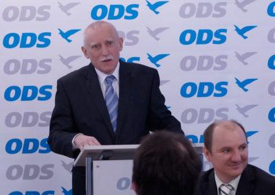 Ideová konference ODS 7.3.2015 Č.Budějovice