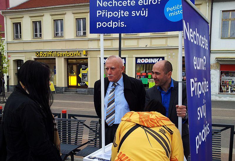 Petici ODS na jihu Čech podpořili již stovky občanů