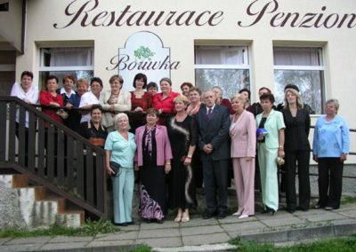 Setkání s jihočeskými starostkami v Borových Ladách 21.9.2006