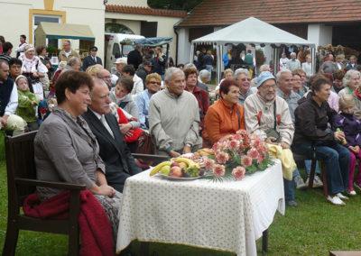 """Folklórní setkání """"Slavnost na Blatech"""", Ševětín"""